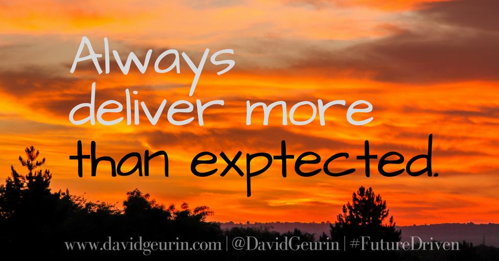 The @DavidGeurin Blog: Is Your School Extraordinary?