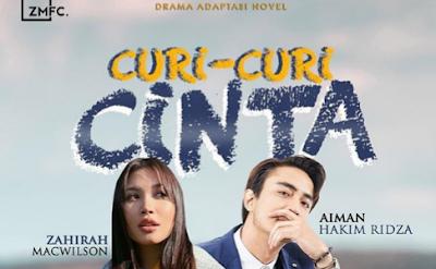 Senarai Pelakon Drama Curi-Curi Cinta
