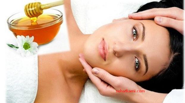 cara mengatasi wajah berminyak dengan madu