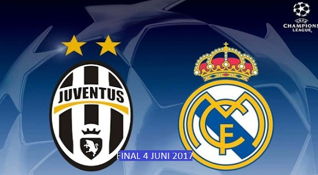 Real madrid vs Juventus Final Liga Champion 2017