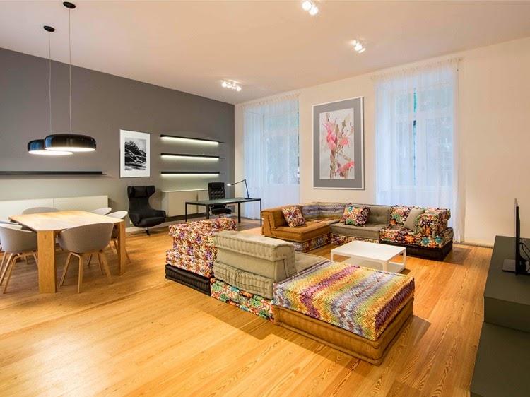 Reforma de un apartamento en lisboa architect your home for Los mejores disenos de interiores del mundo