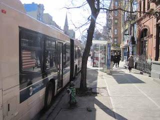 Big City Nights Bus Stop