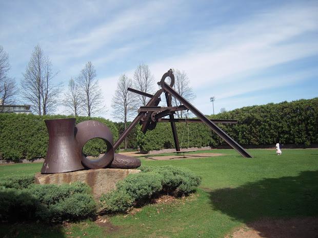 Sharocks Minneapolis Sculpture Garden