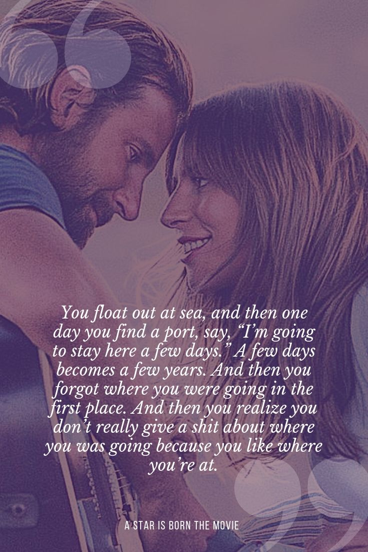 Top Quotes  A Star Is Born (2018)