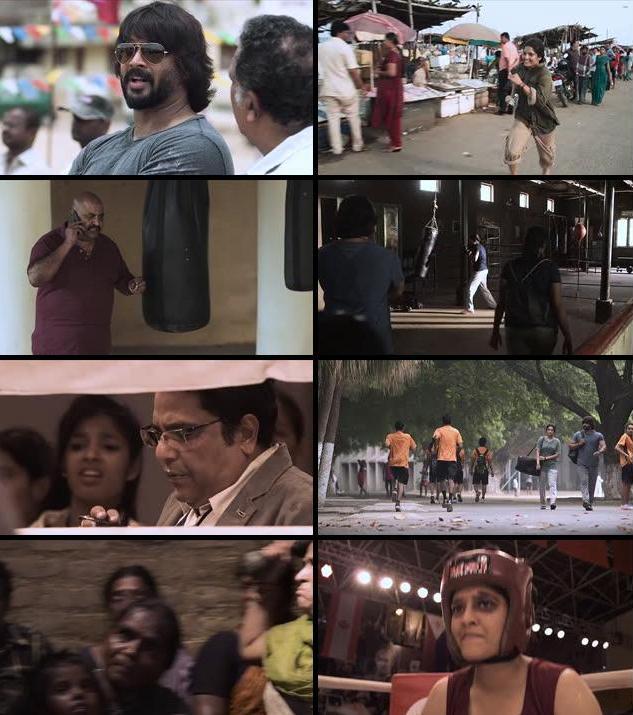 Saala Khadoos 2016 Hindi DVDRip x264