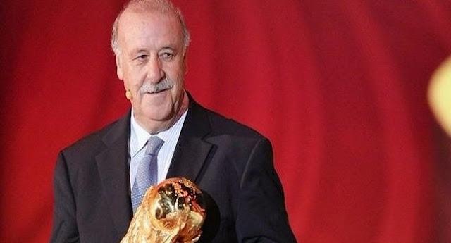 Dünya Kupası'nı Kazanan Teknik Direktörler - Vicente Del Bosque - Kurgu Gücü