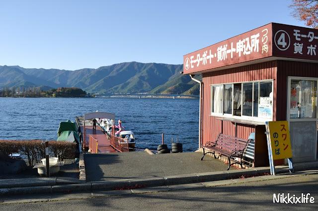 【日本。河口湖】天上山公園・高人一等的必訪景點 3