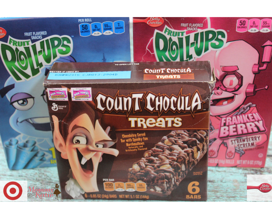 Big G Retro Monster Cereals and Treats at Target | Mommy Katie