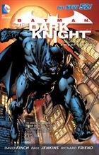 Review - Batman: The Dark Night: Volume 1: Knight Terrors