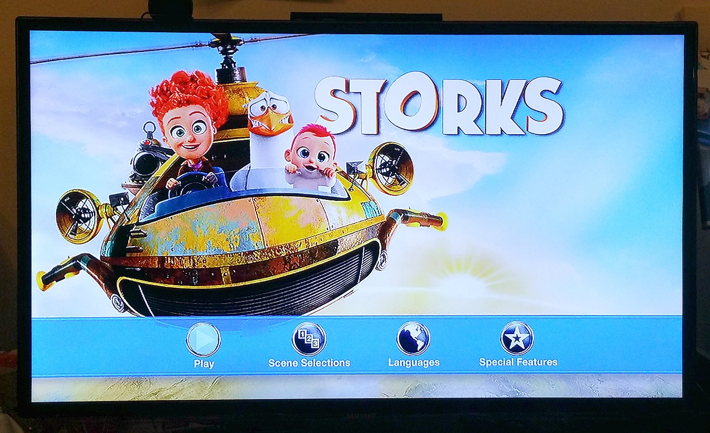 Half term to do, animation, Storks