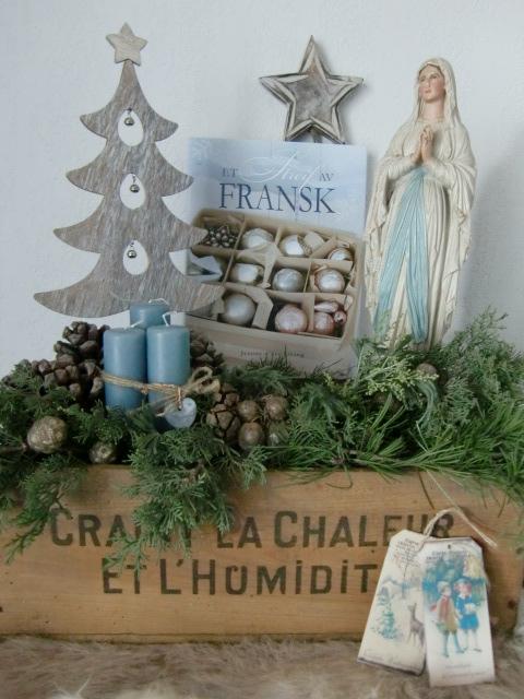 Maliva S Verden Var Forste Jul I Frankrike