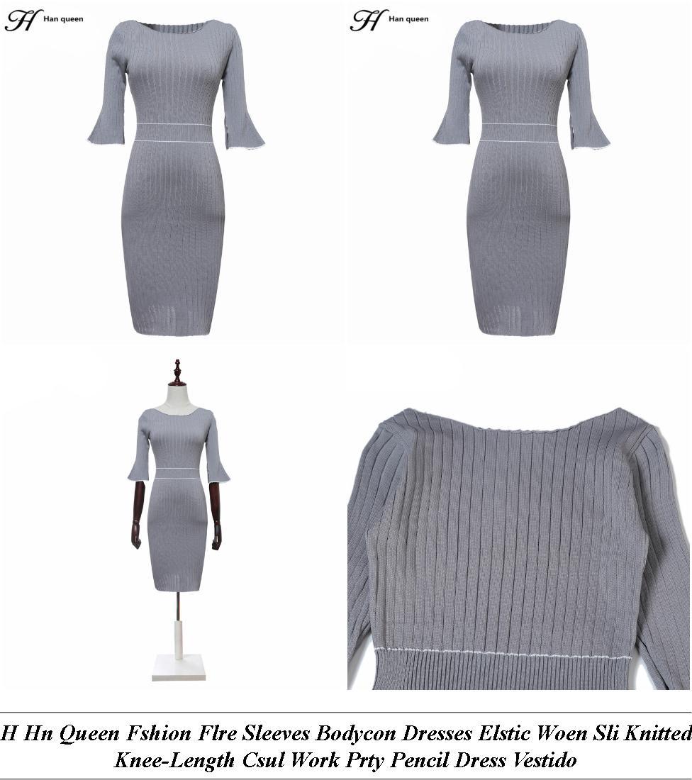 Long Dresses - Dress Sale Uk - Polka Dot Dress - Cheap Clothes Shops