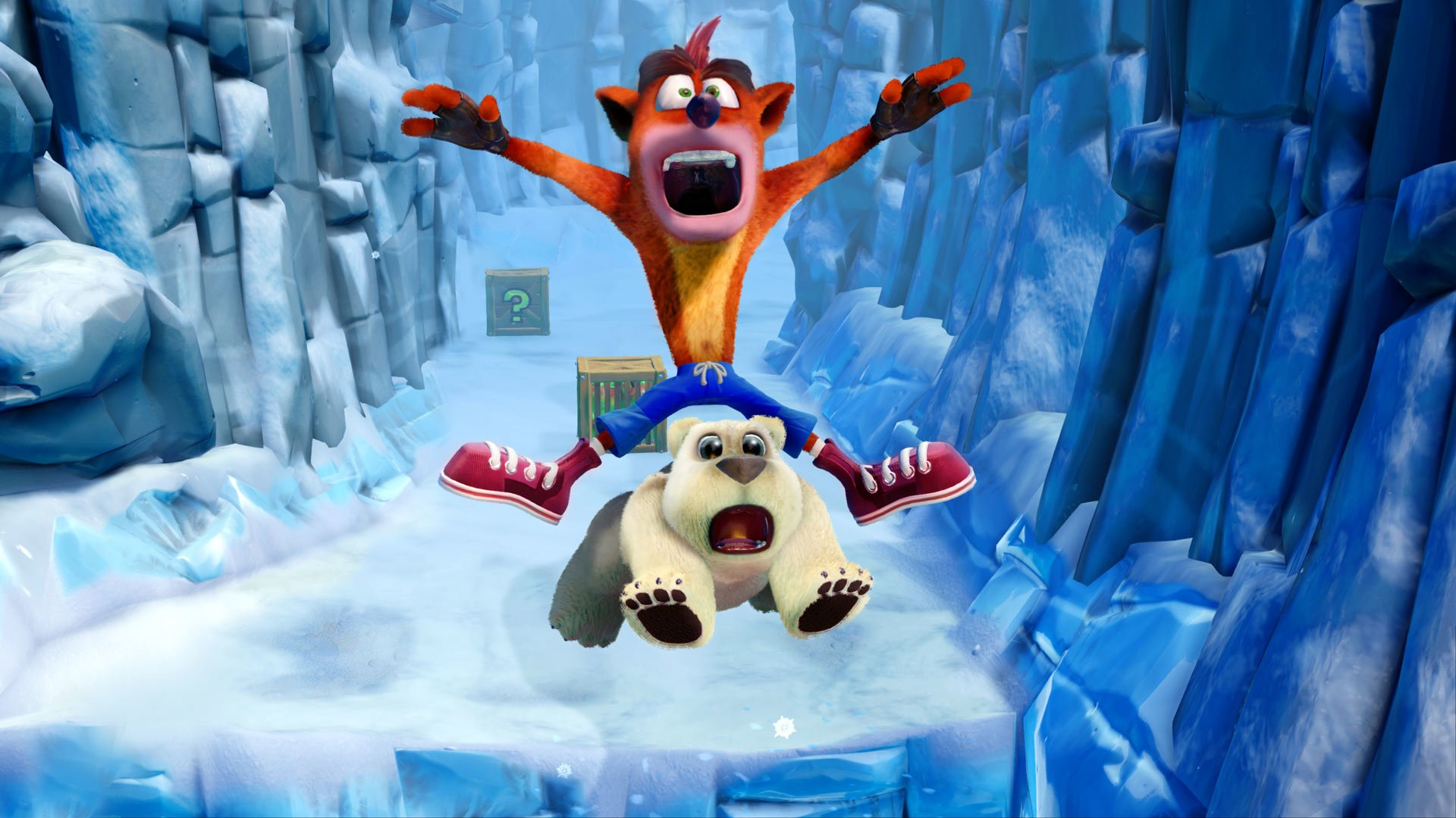Crash is Back in the Driver s Seat