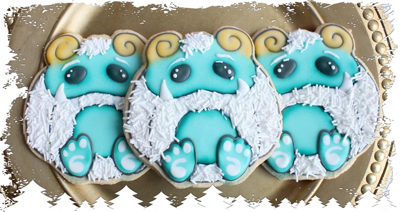 Yeti Cake Tutorial