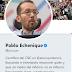 El argentino Echenique se alía una vez más con el golpismo separatista, apoyando a los políticos delincuentes
