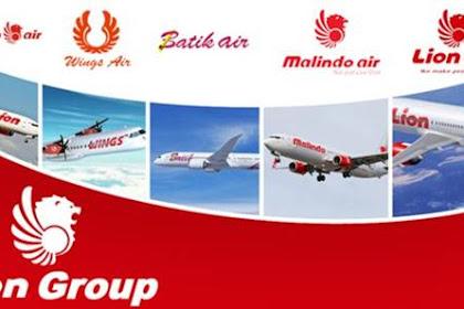 Lowongan Lion Air Group Pekanbaru November 2018