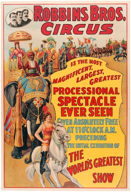 Affiches de cirque 008