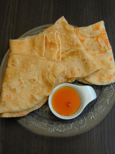 Shrak Bread, Shrak flatbread,Jordanian Shrak