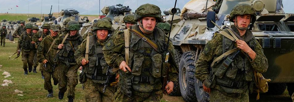 Росія сформувала ще одну дивізію біля кордонів України
