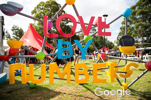 Measuring Australia's love, by numbers