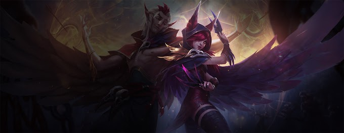 PERSONAGEM | Xayah