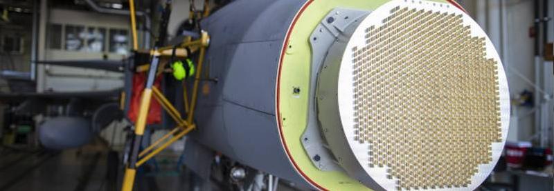 Шведські JAS-39C/D Gripen отримають нову РЛС з АФАР