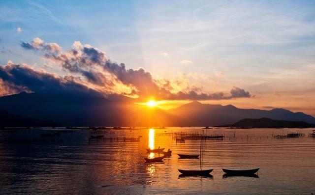 Nha Phu Lagoon, Khanh Hoa
