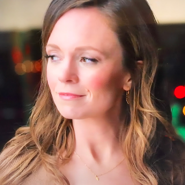 Rachel Boston in A Rose for Christmas