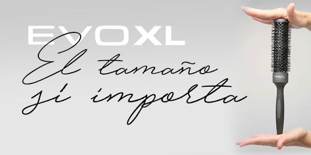 Cepillo EVOXL de Termix