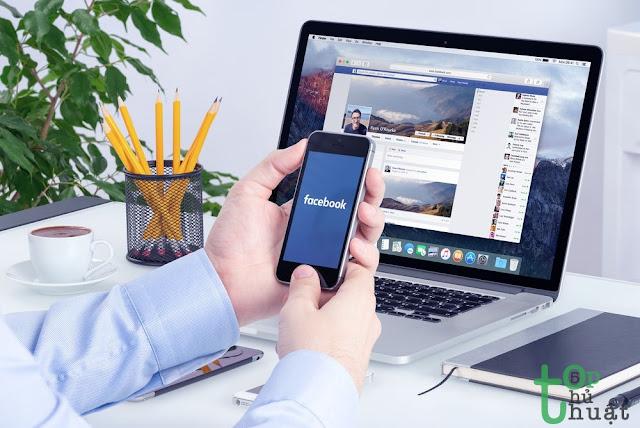 Thủ thuật chia sẻ tài khoản Facebook mà không cần cho mật khẩu