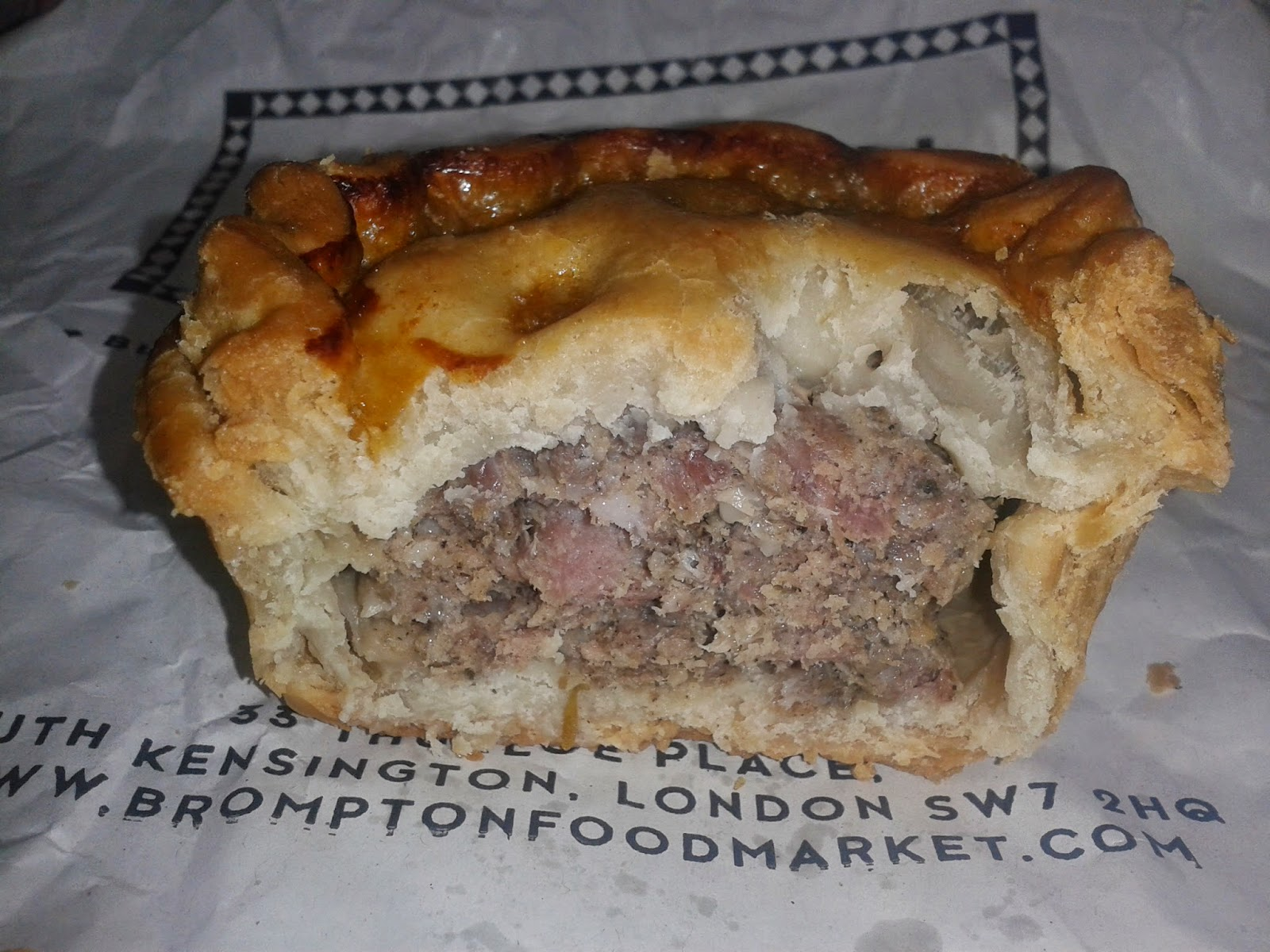 Bray's Cottage Pork Pie Review