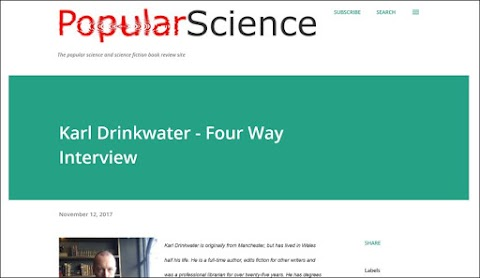 Karl Drinkwater - Four Way Interview