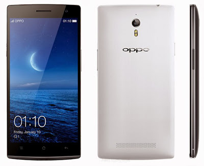 Spesifikasi dan Harga Oppo Find 7, Smartphone Quad Core RAM 3 GB Kamera 13 MP