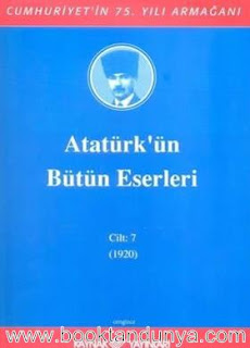 Atatürk'ün Bütün Eserleri - 7 (1920)