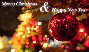 Contoh Ucapan Natal dan Tahun Baru Terbaik