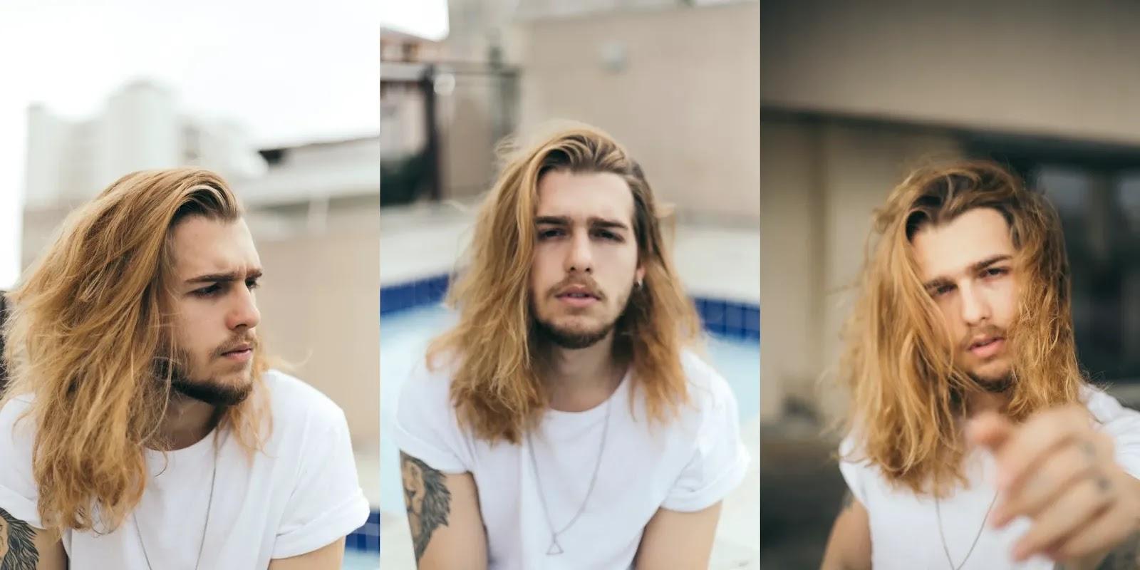 Tips cara merawat rambut gondrong khusus pria