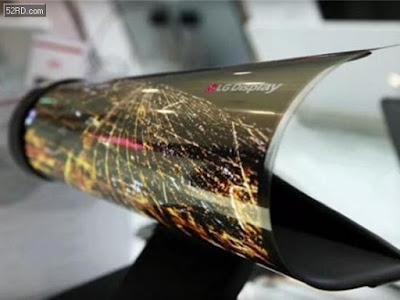Lenovo expects flexible screen phone will be lanched within five years