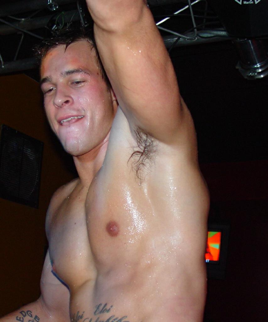 armpit sweaty gay