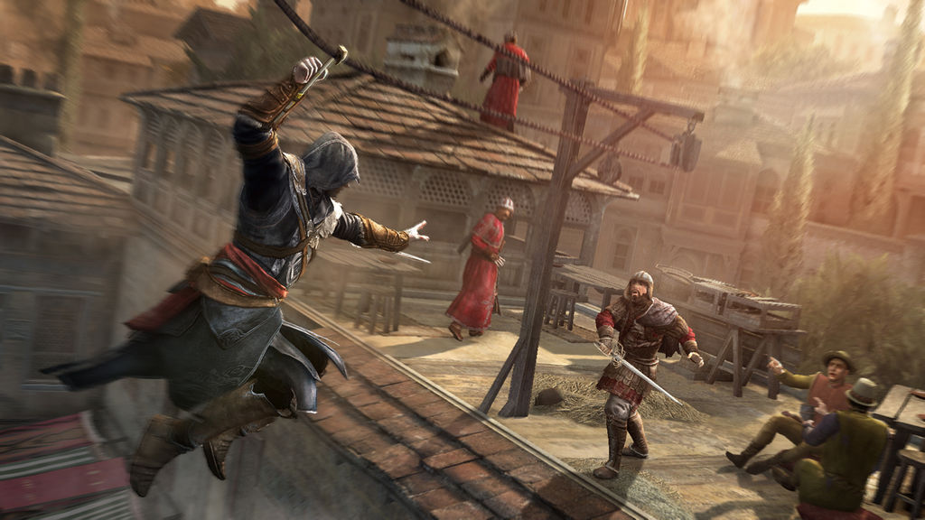 Assassin's Creed Revelations Free Download Game