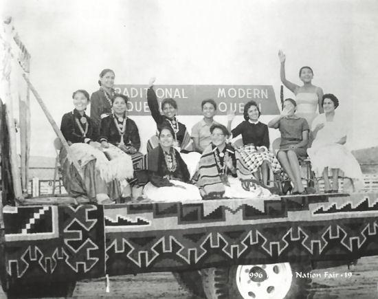 BEYOND BUCKSKIN: Some History | Miss Navajo Nation