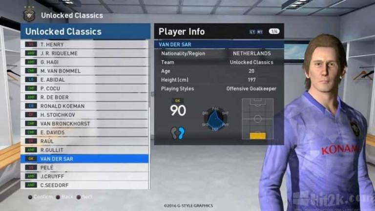 PES 2017 OF For PES Professionals Patch v2.1 by M.Gamal