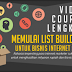 Panduan List Building Mastery