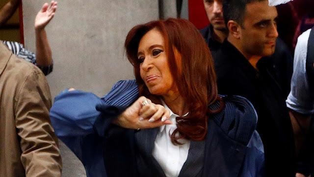 Argentina: Cristina Kirchner denuncia una persecución política es su contra