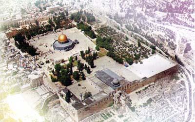 تقنية 360 درجة..جولة في باحات المسجد الأقصى المبارك.