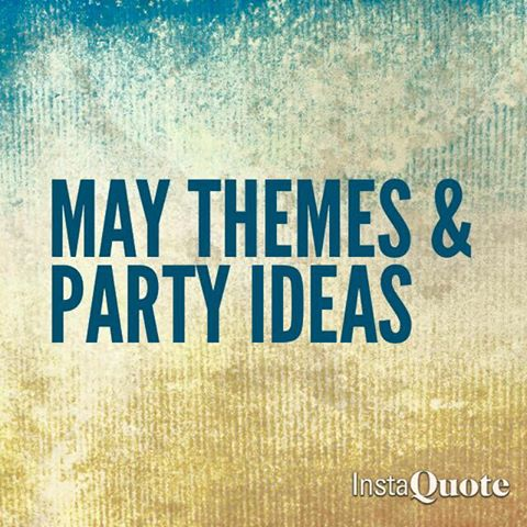 GLOW Girls : May Themes and Party Ideas