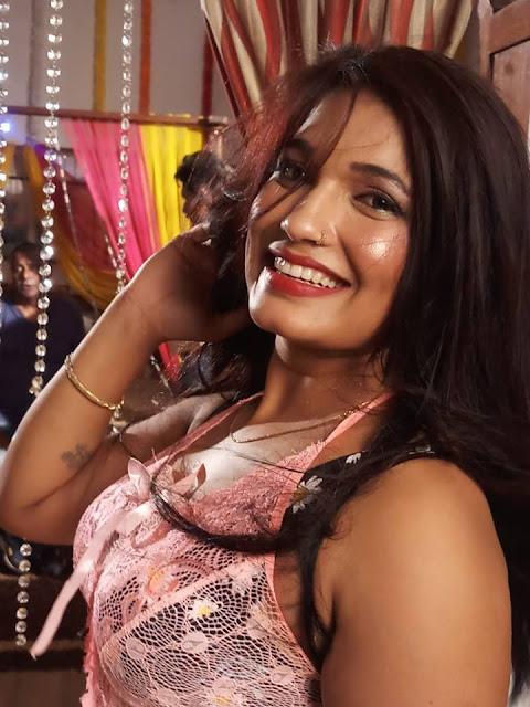 Actress Babli Goswami