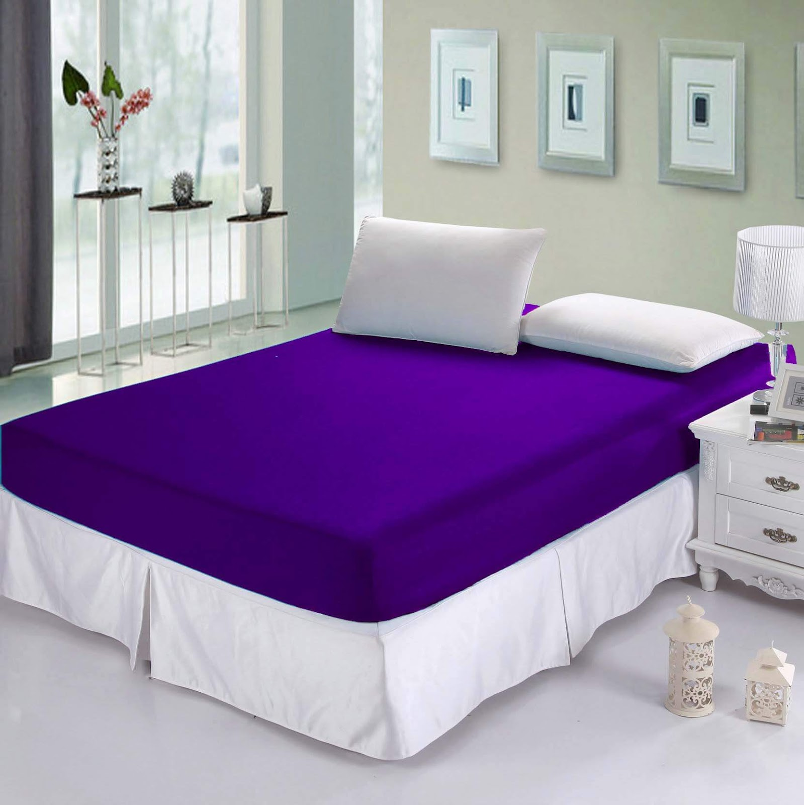 sprei waterproof karakter