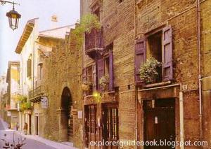 Romeo's house verona