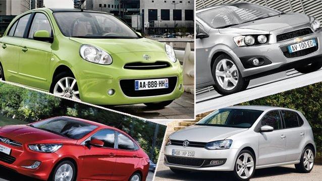 En İyi B Segmenti Araç Tavsiyesi 2018