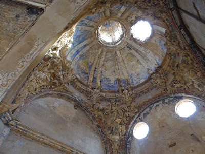 Cúpula de la Iglesia de San Martín de Tours, Belchite